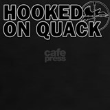 Hooked on quack camo T-shirts