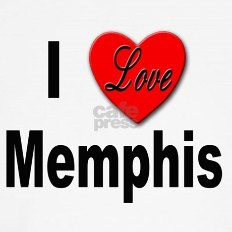 i love memphis tennessee wall clock by stickem. Black Bedroom Furniture Sets. Home Design Ideas