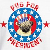 Patriotic pug Sweatshirts & Hoodies