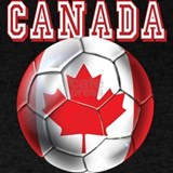 Canada soccer T-shirts