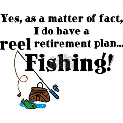 Retirement Fishing Greeting Cards | Card Ideas, Sayings, Designs & Templates