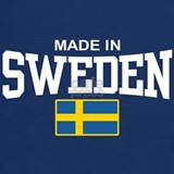 Swedish flag T-shirts