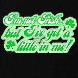 I\'ve got a little irish in me Maternity
