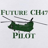 Chinook helicopter Baby Bodysuits