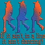 Line dancing T-shirts
