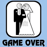 Happy game over T-shirts