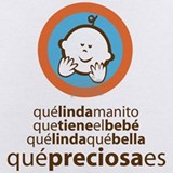 Bilingual spanish Baby Bodysuits