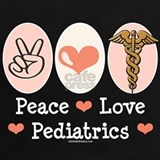 Peace love pediatrics T-shirts