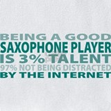 Saxophone Bib