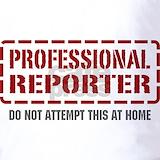 News reporter Polos