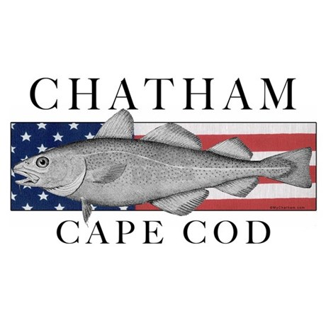 Chatham cape cod fish flag baseball hat by mychatham for Cape cod fish bracelet