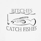 Fishing girl Tank Tops