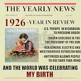 1926 birthday Aprons