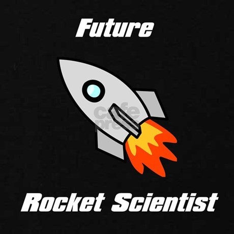 Future Rocket Scientist T by rworldorder