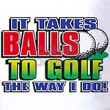 Funny golf Polos