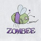 Zombies Bib