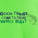 Fishing lake humor T-shirts