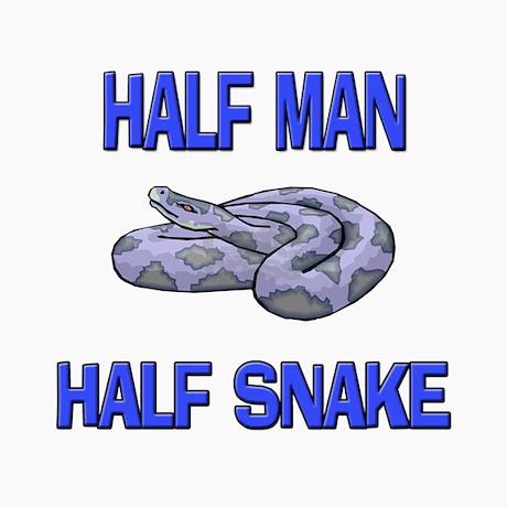 Half Man Half Snake Keepsake Box by animalgift - photo#18