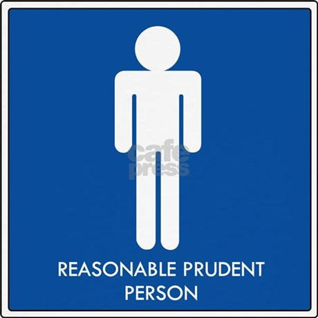 """Reasonable Prudent Person"" Sweatshirt by rootadesigns"