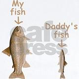 Fishing Baby Bodysuits