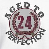 Funny 24st birthday Sweatshirts & Hoodies