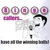 Bingo callers Polos