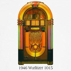 1946 wurltizer 1015 jukebox gifts merchandise 1946. Black Bedroom Furniture Sets. Home Design Ideas