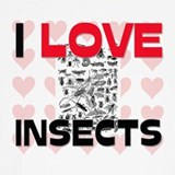 I love insects Sweatshirts & Hoodies