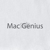 Mac genius Bib