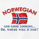 Norwegian Aprons