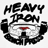 Benchpress iron Tank Tops