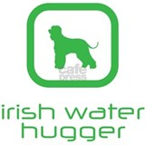 Irish water spaniels T-shirts