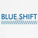 Blue shift front red shift Sweatshirts & Hoodies