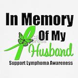 Lymphoma husband Tank Tops