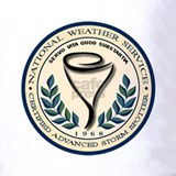 National weather service t-shirts Polos