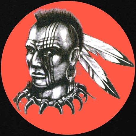 CRUCIAL TATTOO STUDIO - Maryland Custom Tattoos - Mohawk Indian