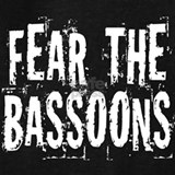 Bassoon Sweatshirts & Hoodies