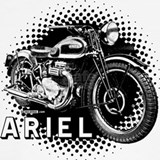 Ariel motorcycle T-shirts