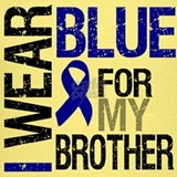 Colon cancer brother Tank Tops