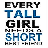 Every tall girl needs a short best friend Pajamas & Loungewear