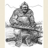 Bigfoot T-shirts