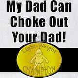 Baby kick boxing Bib