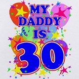 30th birthday Baby Bodysuits