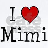 I love mimi Baby Bodysuits