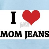 Mom jeans Baby Bodysuits