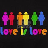 Gay pride T-shirts