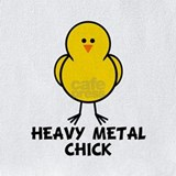 Heavy metal Bib