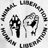 Animal liberation front Sweatshirts & Hoodies