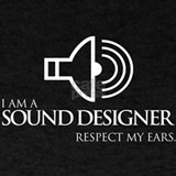 Sound designer T-shirts