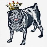 Pug king Sweatshirts & Hoodies